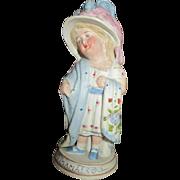 "Antique German Bisque ""Mama"" Figurine by Conta & Boehme"