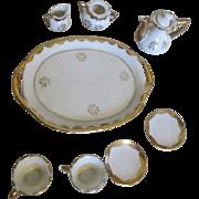 Miniature Doll House Tea Set