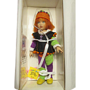 Helen Kish Fancy Circus Tulah Doll - Limited Edition doll