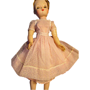 Pink Sheer Dress For Cissy