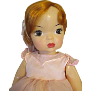 Pretty Terri Lee Doll in Pink Dress