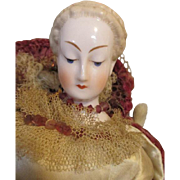 Stunning Nymphenburg Doll in Elaborate Costume