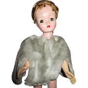 Faux Fur Wrap For Your Cissy Doll