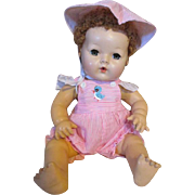 Vintage Sun Suit for Your Dy Dee Baby Doll - Factory Made