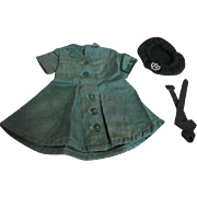 Vintage Terri Lee Girl Scout Uniform