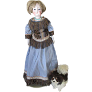 Fur Companion for Your French Fashion Doll