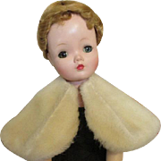 Vintage Cape for your Cissy Doll