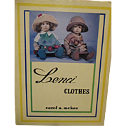 Lenci Clothes book by Carol A. McKee