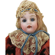 "Darling 4.5"" K star R Bisque Head Doll"