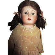 "Pretty 12"" Christian Eichhorn & Sohne Bisque Head Doll"