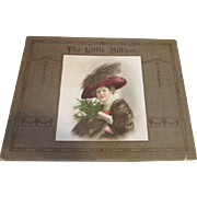 Antique Milliners Hat Making Kit in Original Box