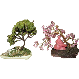 Gorgeous Miniature Bonsai Trees for Your Doll House