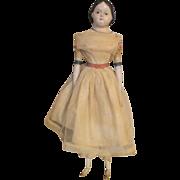 Antique Milliner's Model Doll