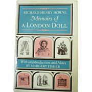 Memoirs of A London Doll book by Margery Fisher