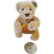 Adorable Steiff Club Bear for Your Doll