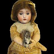 Breathtaking Antique Bisque Kestner 136 Doll
