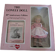 Edith The Lonely Doll 40th Anniversary Addition - Limited Edition