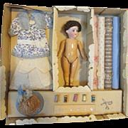 Antique German Doll in Presentation Box