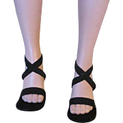 Stunning Black Heels for Cissy