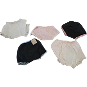 Vintage Doll Panties For Cissy or other Fashion Dolls