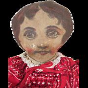 1903 Advertising Rag Doll