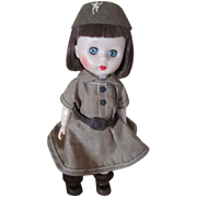 "Vintage 8"" Uneeda Brownie Doll"