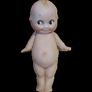 Darling Kewpie Doll - Signed on Bottom of Feet