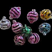 Miniature Christmas Ornament - Vintage