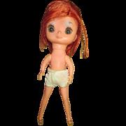 1968 Pre Blythe Kamar Doll - Large Head