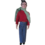 1975 Marx Jughead Doll from the Archie Comic Series