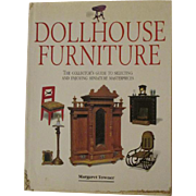 Doll House Furniture Book by Margaret Towner