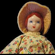 Antique Ruth Gibbs Doll