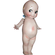 All Bisque Rose O'Neill Kewpie Doll