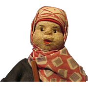 Adorable Russian Peasant Doll