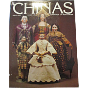 China Doll book entitled Chinas ~ Dolls for Study and Admiration by Mona Borger