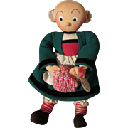 All Original Becassine Doll with Tags
