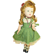 Adorable Vintage Doll in Original Clothing