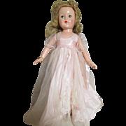 Effanbee's Anne Shirley Little Lady Doll