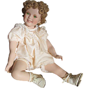 """""""Little Miss Shirley"""" Toddler Doll"""