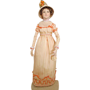 Beautiful Artist Sculpted Doll by Margaret Sebastian