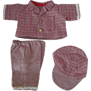 Three Piece Doll Outfit