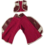 Vintage Cowboy Outfit For Your Vintage Doll