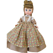 Vintage Madame Alexander Meg Doll in Original Costume