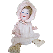 Adorable PM 314 Bisque Head Baby Doll