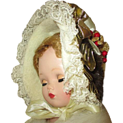 Artist Bonnet For Your Fashion Doll
