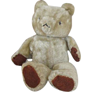 Much Loved Teddy Bear - Antique Mohair Teddy Bear