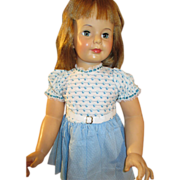 Vintage Patty Play Pal - Wonderful Dress - Sweet Look