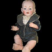 Adorable Kestner Baby Doll - Heart Breaker