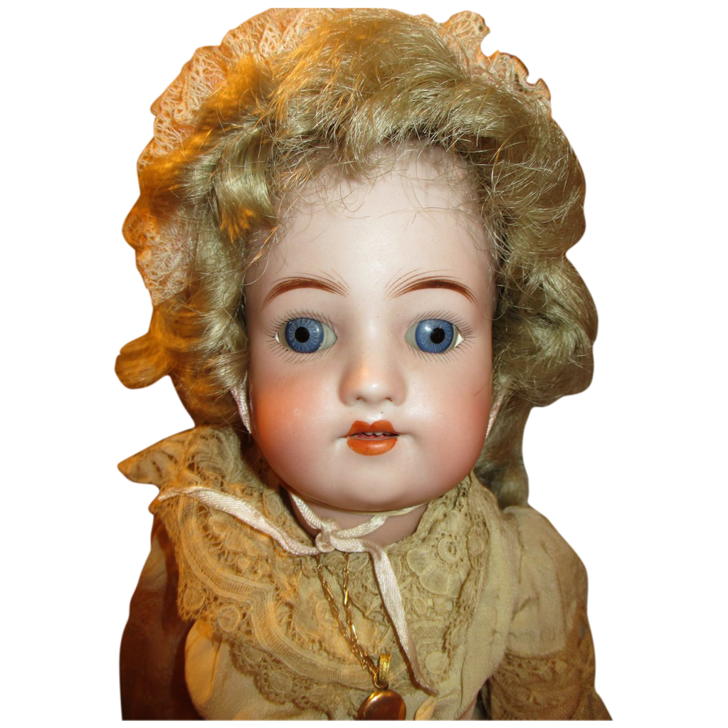 Darling Simon Halbig Antique 540 Bisque Head Doll
