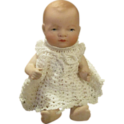 All Bisque Antique All Bisque Bye-Lo Baby - Wonderful Size - Red Tag Sale Item